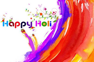 Sejarah Happy Holi        Sejarah Holi dimulai hampir dari abad ke-7 menurut beberapa sumber yang menyiratkan bahwa Holi adalah salah satu festival kuno dari India dengan sejarah yang kaya untuk pelaksanaannya.Holi adalah perayaan warna.Maksudnya, Holi adalah hari yang penuh dengan kesenangan dan bermain main karena merupakan salah satu perayaan di mana orang dewasa melepaskan menahan diri mereka dan menikmati festival ini seperti anak-anak. Perayaan ini terjadi saat awal musim semi di India, Nepal Bangladesh dan Negara-negara lain yang memiliki penduduk beragama Hindu. Mmm… tekniknya susah-susah gampang sih.  Pada tahap pertama mereka berkumpul jadi satu dengan pakaian yang serba putih dan harus putih nggak boleh ada warna lain. Abis itu, mereka bakal dikasih bubuk full colour, ada yang warna merah, hijau, kuning, biru, oren, ungu dan masih banyak lagi deh pokoknya. Tapi, satu orang cuma dapet satu warna aja. Naaah, disinilah tujuan festival Holi ini, yaitu Mengoleksi bubuk warna dari satu sama lain. Mereka juga dikasih pichkaris atau penyemprot air. Bubuk warna tadi dimasukkan kedalam pichkaris dan kalo festival nya udah dimulai, mereka bakal melempar bubuk dari tangan mereka atau menyemprotkan bubuk itu dari pichkaris ke orang lain. Dan biasanya dalam pichkaris