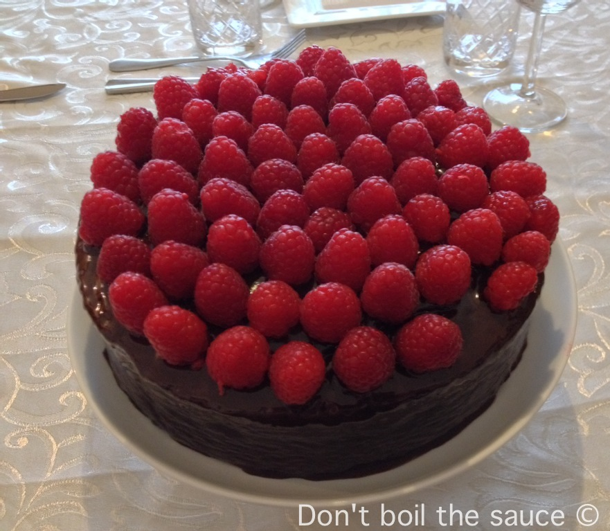 The Great Chocolate Cake Bake Off
