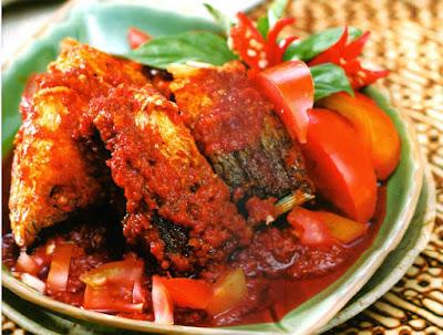 Resep Bandeng Bumbu Tomat