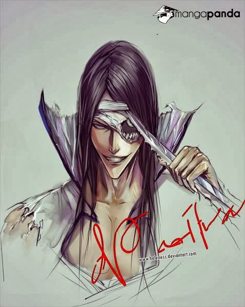 Bleach chapter 550 trang 2