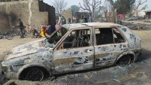dalori village attack borno state