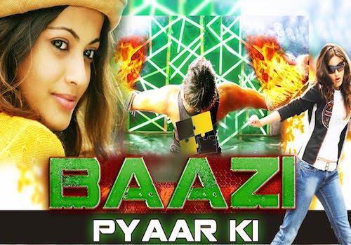 Baazi Pyaar Ki 2015 Hindi Dubbed 480p WEBRip 400mb