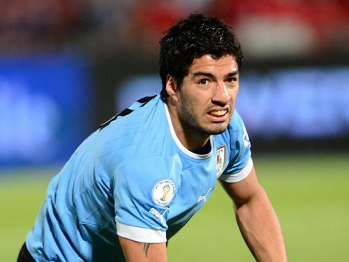 Danh sách sơ bộ  tham dự World Cup 2014 của Uruguay