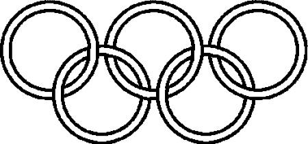 Desenhos Colorir Jogos Olimpicos Rio 2016