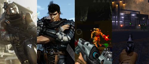 New Video Game Trailers: COD INFINITE WARFARE, BERSERK AND