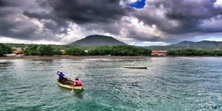 Taman Wisata Alam Gunung Meja, Manokwari Papua Barat