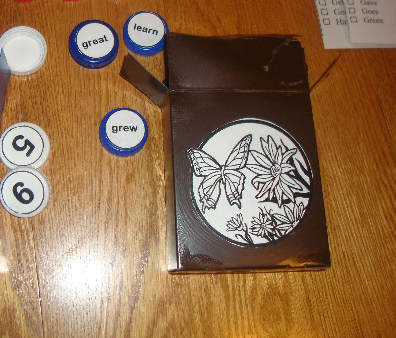 Serious Savings Of The Possum Butterfly Lapbooks