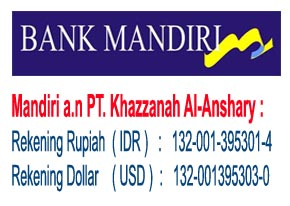 rekening bank khazzanah