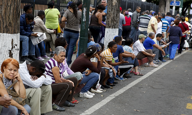 Food And Consumer Goods Shortages In Venezuela