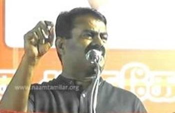 Naam Tamilar Seeman Meeting 07-04-2016