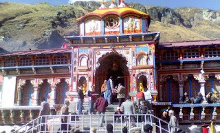 Shri Badrinath Ji one of the holiest temple in India, Lord Vishnu are worshiped here,