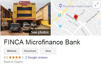 FINCA Microfinance Bank Recruitment Login 2018/2019 | FINCA Registration Form Online
