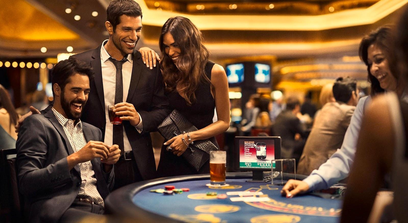 Новые казино лас вегаса
