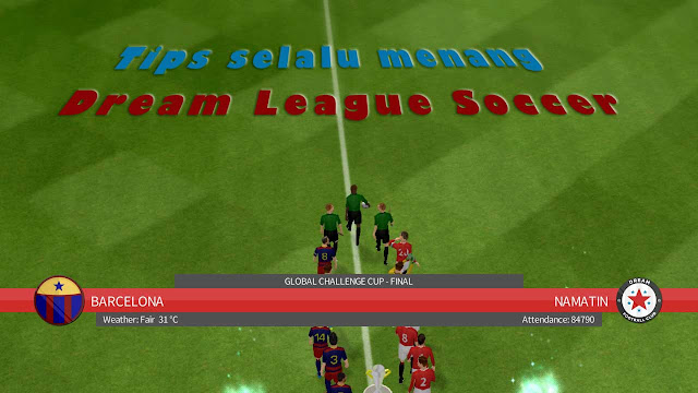 Tips Selalu Menang Main Dream League Soccer