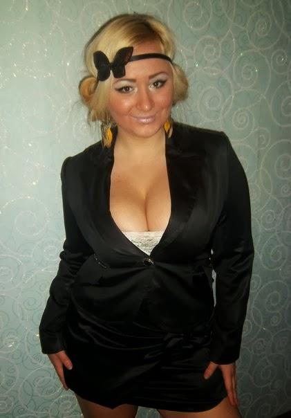 Busty Russian Woman: Alena I