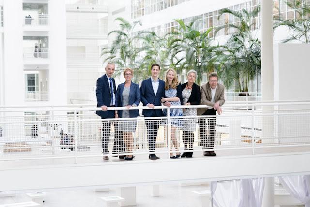 groepsfoto stadhuis