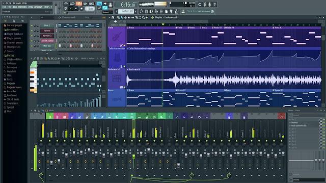 FL Studio 12.3 Producer Edition