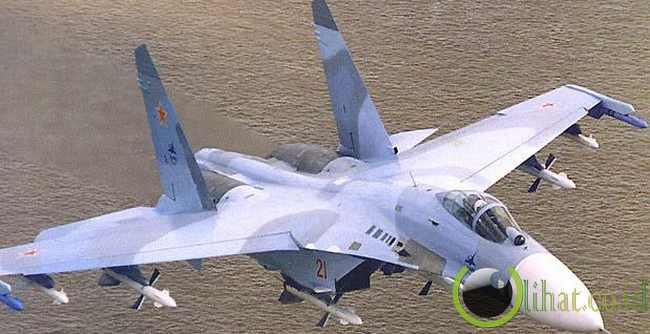 Su-27 Flanker – Mach 2.35