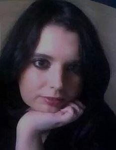 Foto de la autora María Martínez Ovejero