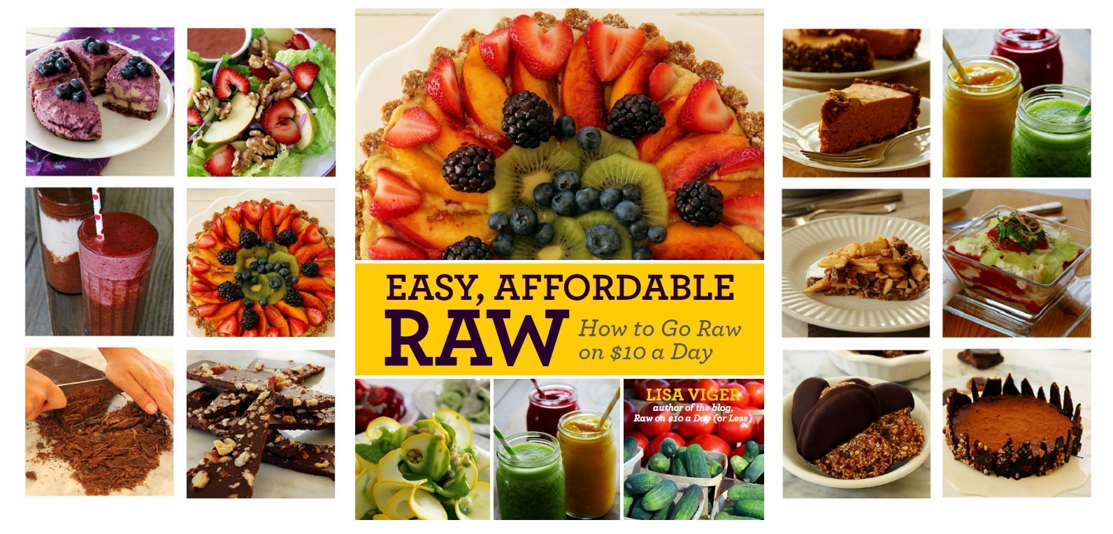 Easy Affordable Raw!