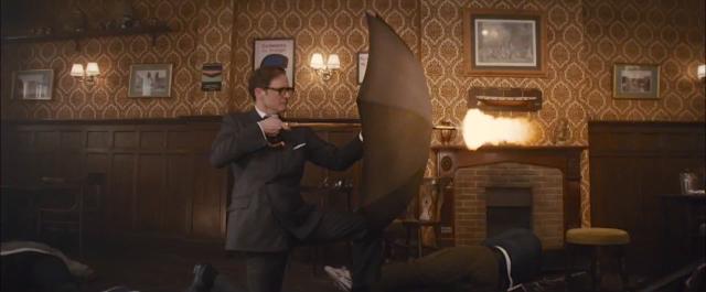 Kingsman: The Secret Service Movie Review