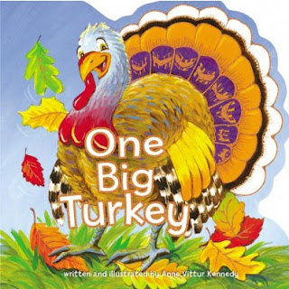 One Big Turkey cover