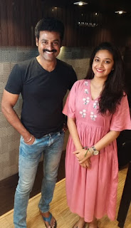 Prem Kumar Wishing a Very Happy Birthday to the one and only Keerthy Suresh