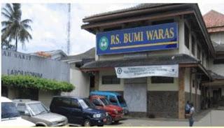 RS Bumi Waras Bandar Lampung Logo