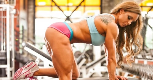 Dumbbell Weight Training For Women