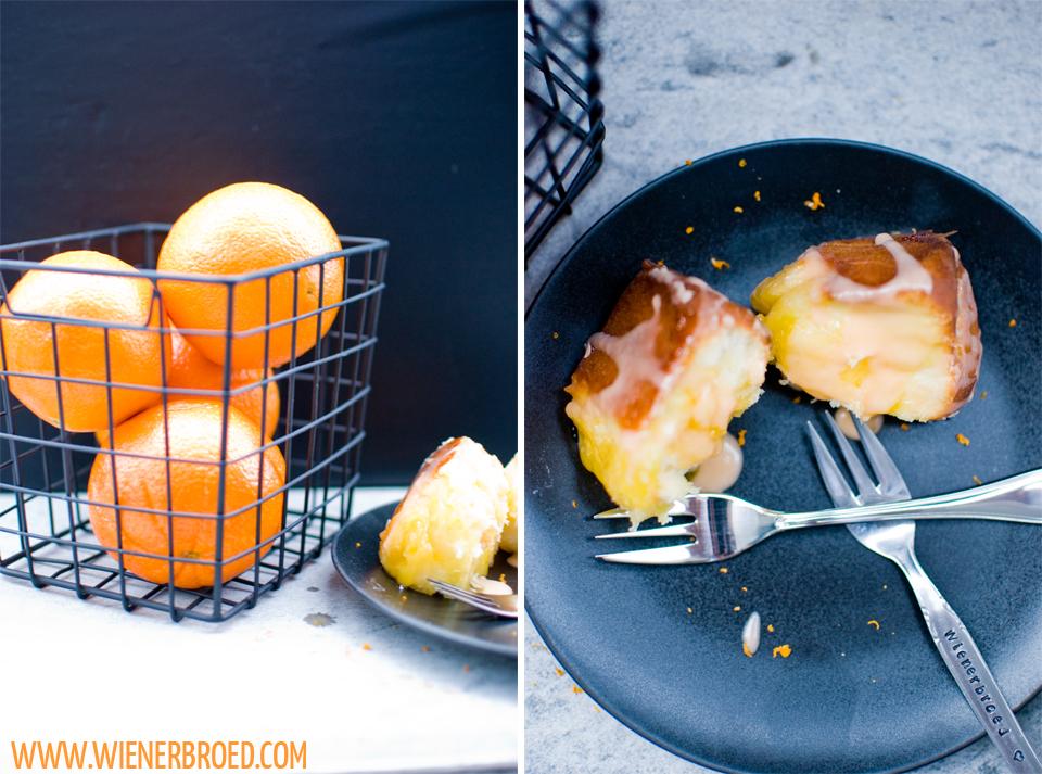 Orangen-Rollen / Orange rolls [wienerbroed.com]