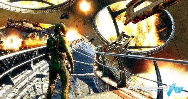 Star Trek Xbox 360 Español Region Free XGD3