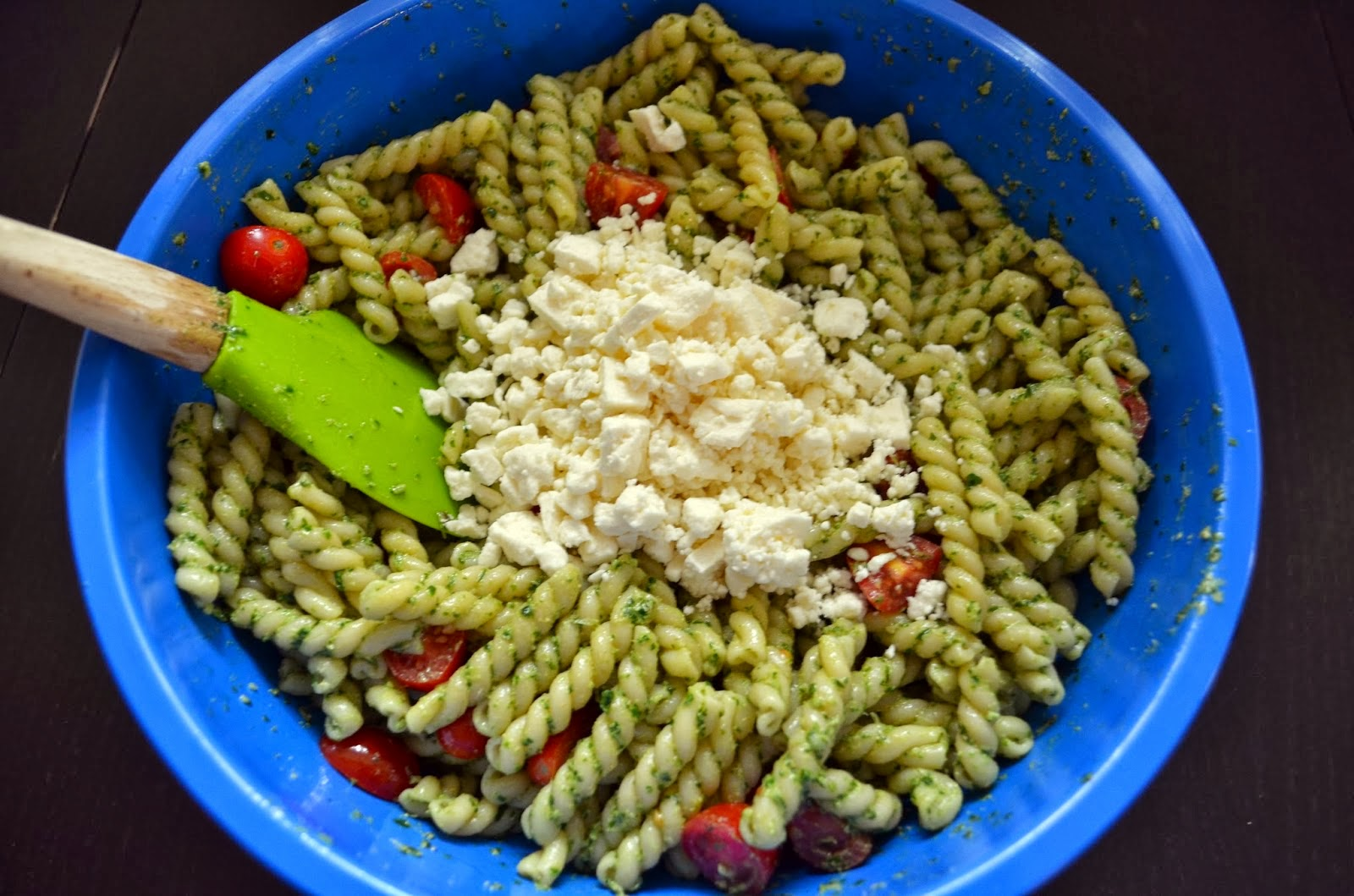 Healthiana pasta salad ideas for halloween 2013 for Cold pasta salad ideas