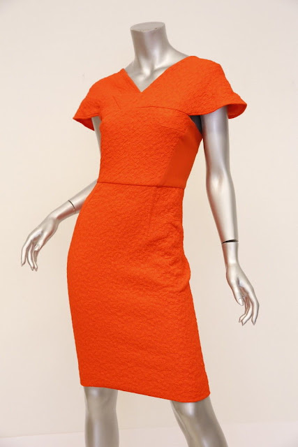 =Princess Charlene Roland Mouret Dunmore Dress Ebay