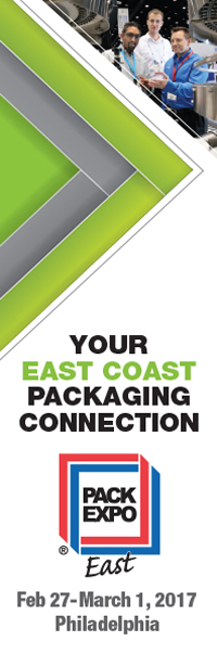 PACK EXPO East | February 27 - March 1 | Philadelphia