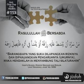 Al Manzilatul Khairiyah: KONSEP SILATURAHMI DALAM AL-QURAN ...