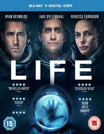 Life (2017) Dual Audio Hindi 1080p BluRay x264 1.8GB ESubs Movie Download