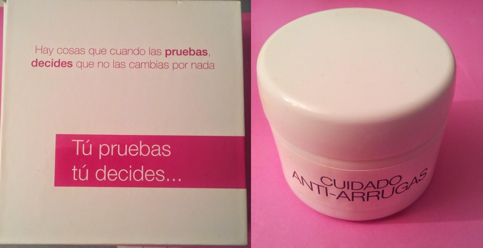 Tú Pruebas tú Decides: Probando…. ¡Una crema sin marca! - Blog de Belleza Cosmetica que Si Funciona