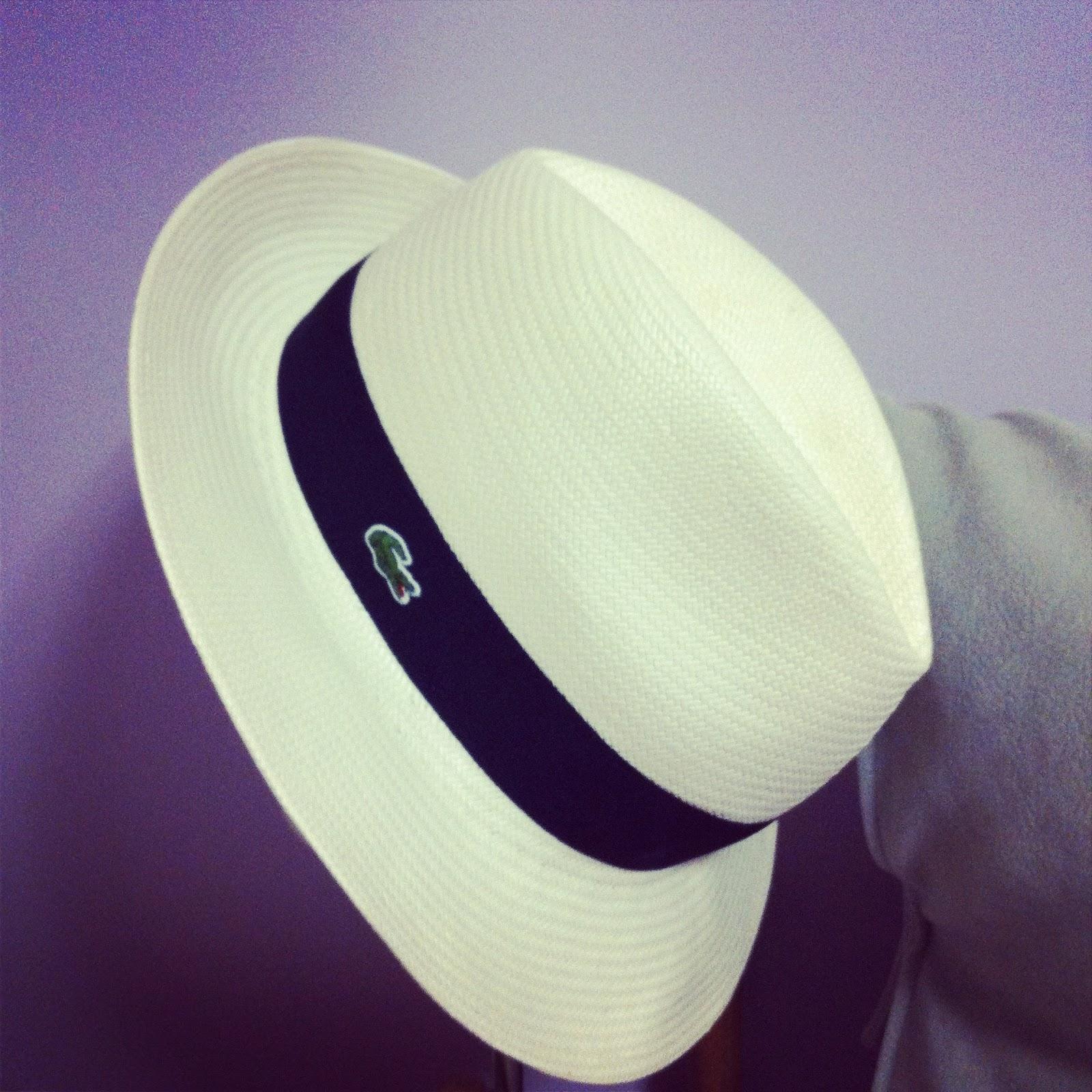 weekend s instashots. lacoste panama hat ... 7f246240edd