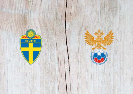 Sweden vs Russia - Highlights 20 November 2018