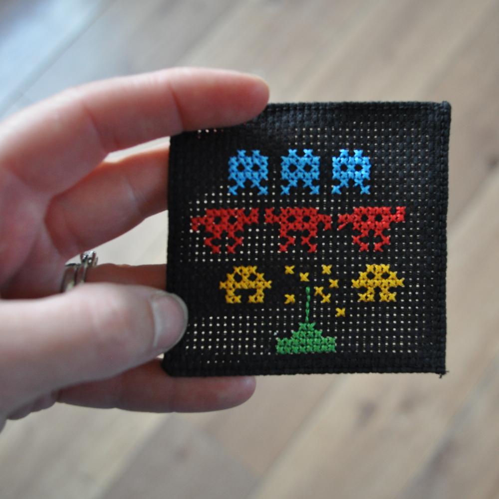 Old Friend Bunny Stitchlets XStitch Kit by Mouseloft