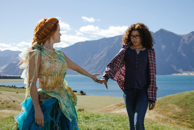 Review | A Wrinkle in Time | 2018