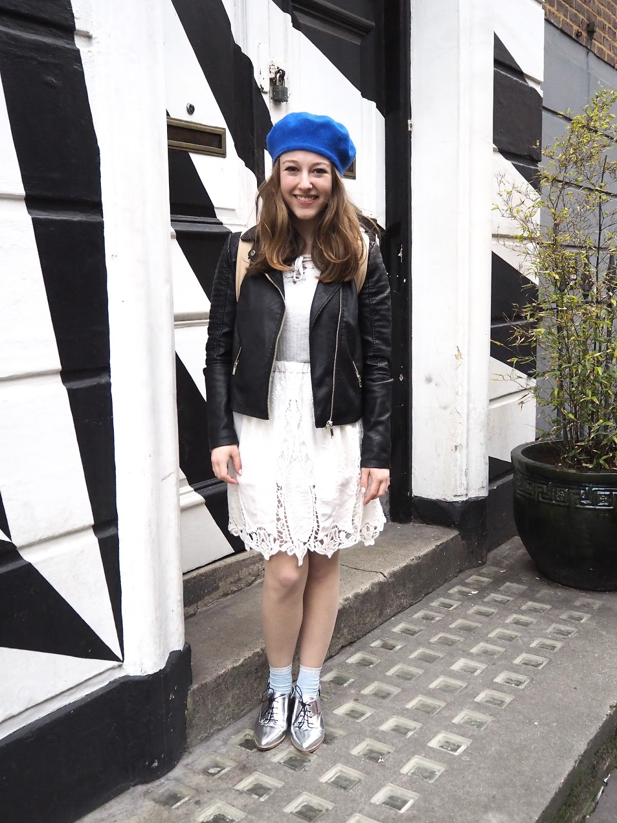 London Fashion Week outfit