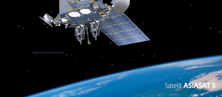 Daftar Channel-Channel Terbaru pada Satelite Asiasat 5