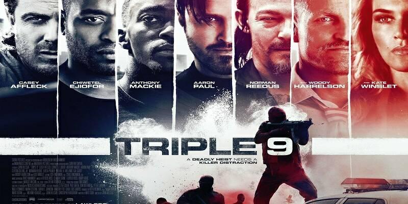 Triple 9 2016 English Movie Download Free HD DVDrip