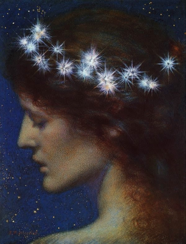 Noc, Edward Robert Hughes, British, 1851-1914