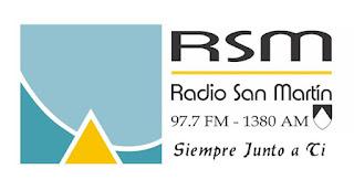 Radio San Martin 97.7 FM Arequipa