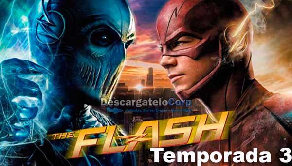 The Flash Temporada 3 HD Español Latino