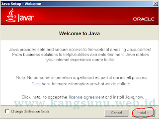 Cara Menginstal Java Development Kit