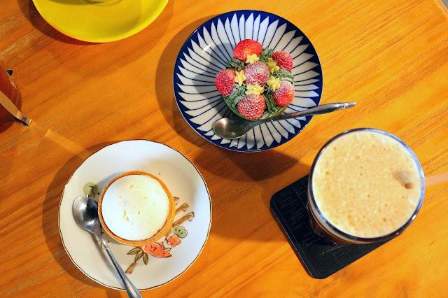 [台南][中西區] Lazy Day 咖啡、甜點