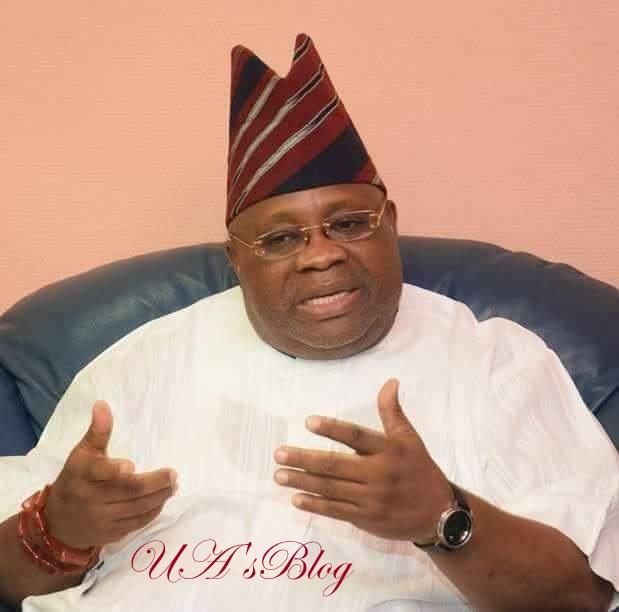 Breaking: Tribunal declares PDP's Adeleke winner of Osun governorship poll